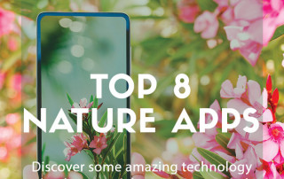 top 8 nature apps