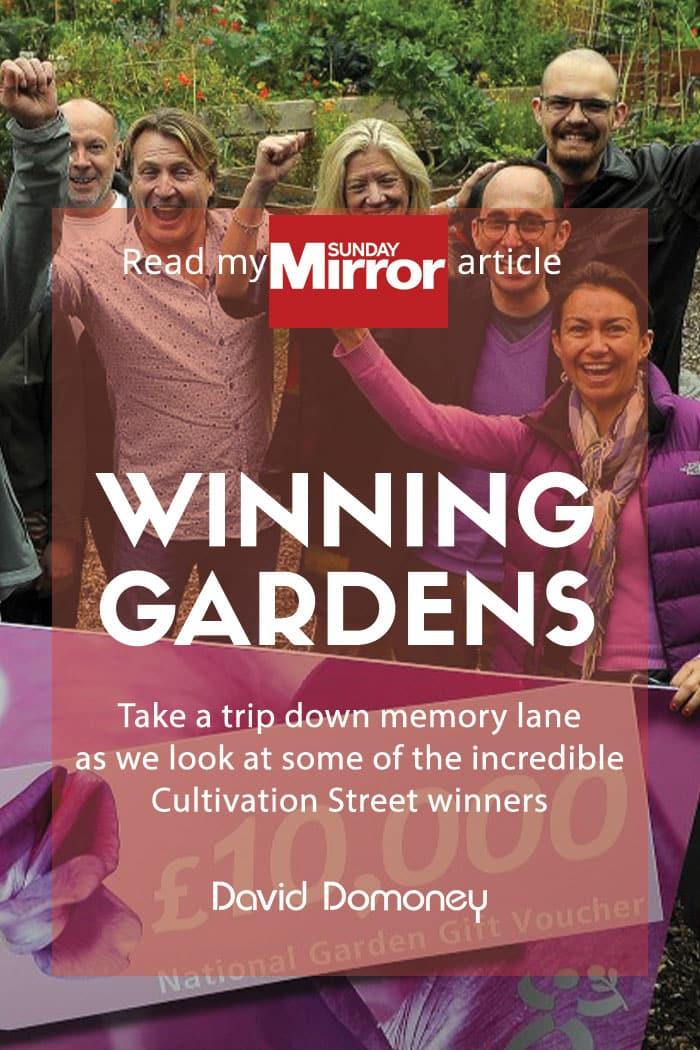 Cultivation Street Winning gardens