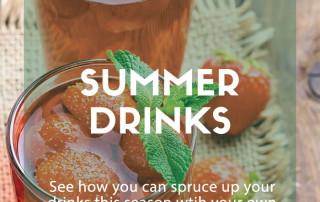 summer drinks recipe