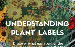 understand plant labels