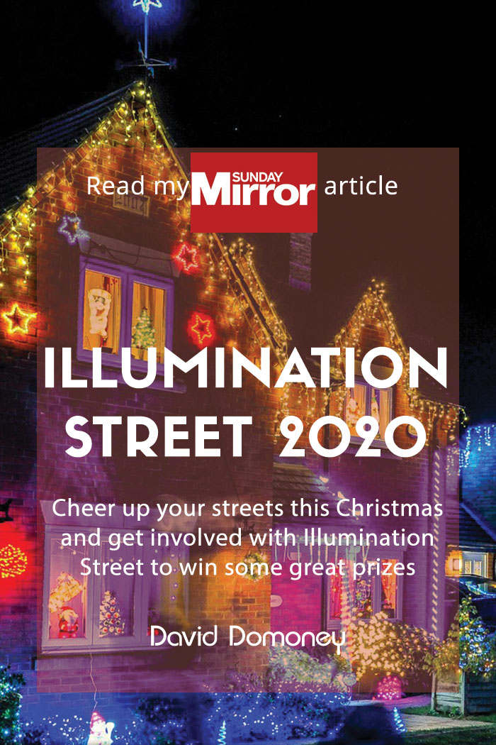 Illumination Street give it a glow
