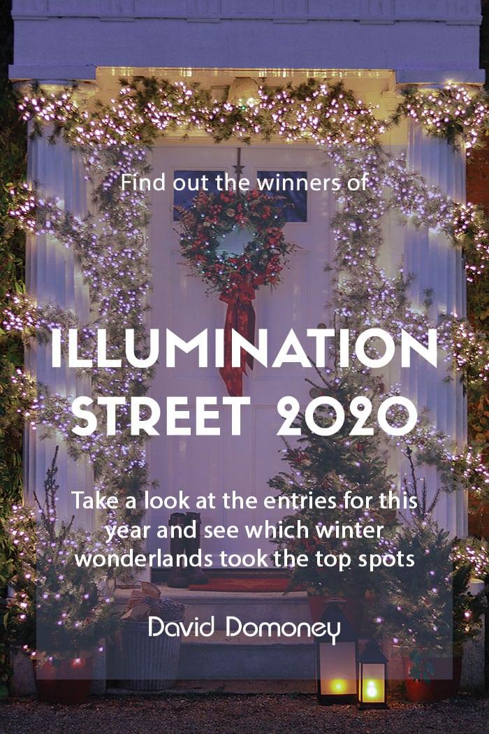 Illumination Street 2020 winner