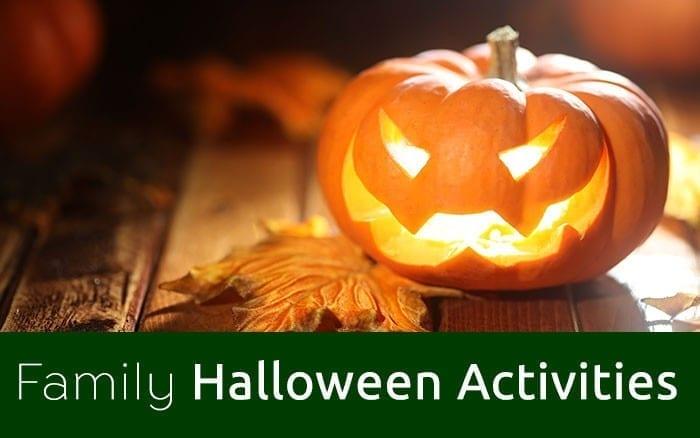 family halloween activities