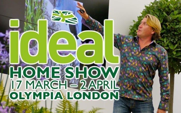 Ideal home show deals 2018