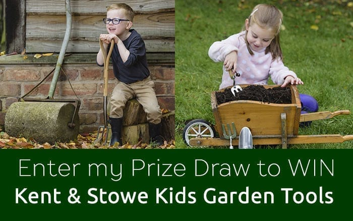 Win Kids Garden Tools courtesy of Kent & Stowe